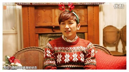 [BESTSHINHWA][韩语中字]131225 Christmas Message from M