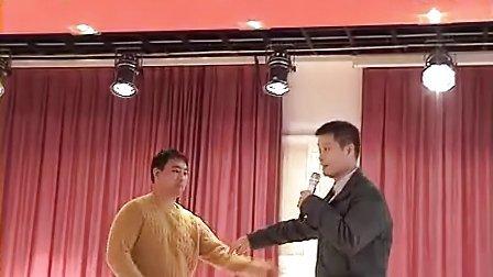 温州武式太极拳名师王小伦先生和李志荣先生的讲座
