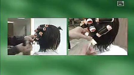 日本丝艺剪烫染技术课程2 标清