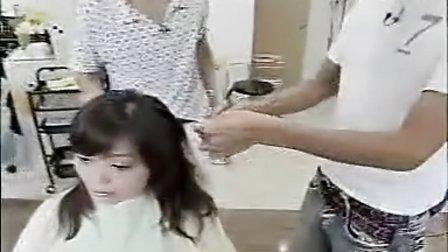 日本丝艺剪烫染技术课程3 标清