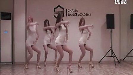 【甜心豹】[Black Queen]-sistar alone舞蹈教学 标清