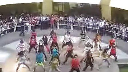 南京《FEMME FTALE》快闪 经典舞曲MIX