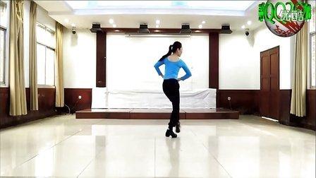 广场舞【人人都爱草原风】舞蹈王梅.含教学口令背面教材wmv