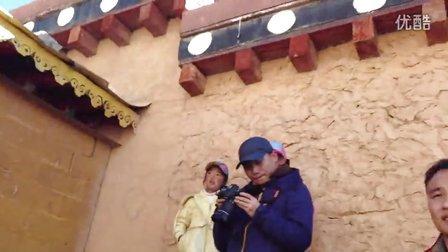 香格里拉 嘎丹松赞林寺年度法事