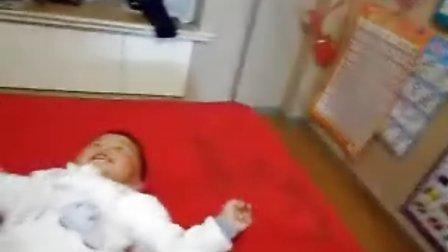 疯狂宝宝19个月背陋室铭