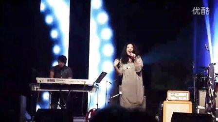 吼友-魏如萱,2012上海草莓音乐节