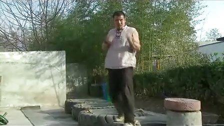 深度采访少林实战功夫第一高手释延孜