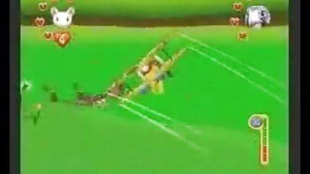 《精灵鼠小弟2》PS1同名游戏演示视频(BOSS战)