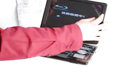 先科2012年新版 K-968 视频介绍 跌落测试