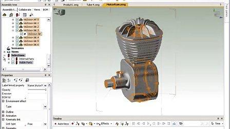 3DVIA-Composer-Multi-rendering