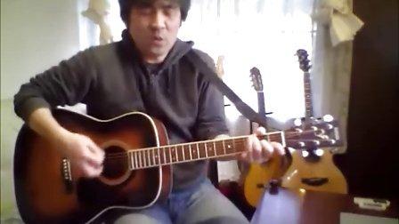 YUI cover feel my soul guitar matsu448
