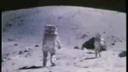 阿波罗宇航员在月球上唱歌
