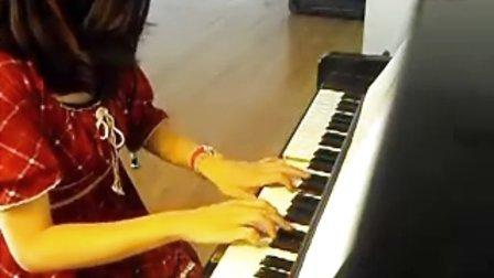 YUI cover YOU piano CrystalCandyStar
