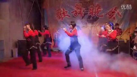 福建省惠安县东岭镇荷山村广场舞第三集