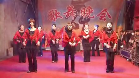 福建省惠安县东岭镇荷山村广场舞第二集