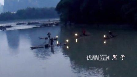 【拍客】漓江渔火