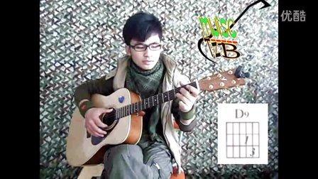 音乐特种兵吉他教学---第三课:左手和弦转换练习