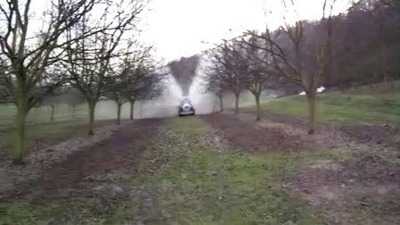 S2000喷药车 果园弥雾机