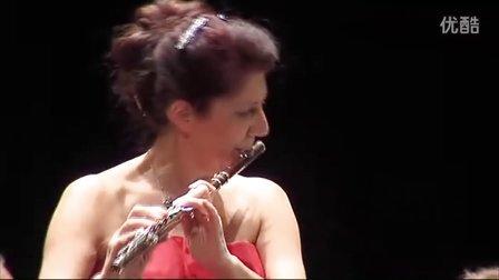 Luisa Sello 赛露笛 意大利 长笛 G大调协奏曲