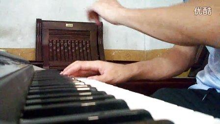 电子琴《为了谁》