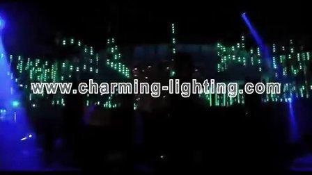 科而美LED 流星灯效果展示