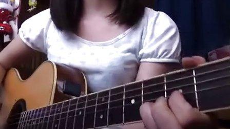 YUI cover fight guitar natumi6yui