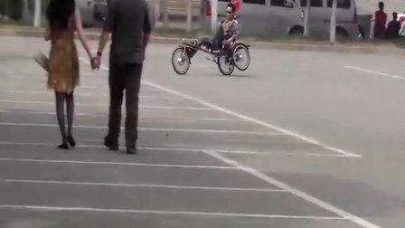 【济南-王师傅】正三骑行视频