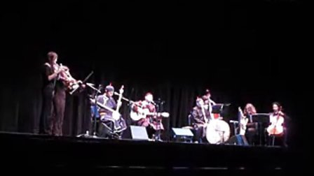 Kosh-oi and Torgalyg, performed by Alash Ensemble and Classi