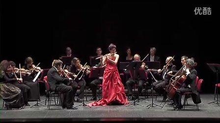 Luisa Sello 赛露笛 意大利 长笛 精灵之舞