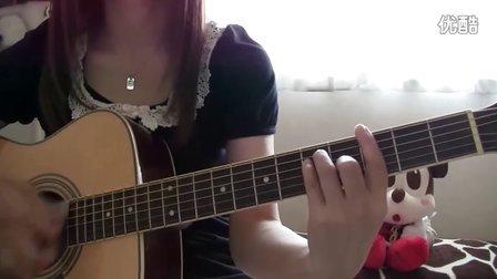 YUI cover Umbrella guitar chakotan85