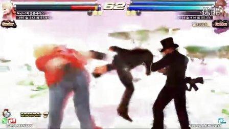 铁拳TT2 Ji3moon vs 青啪嗒