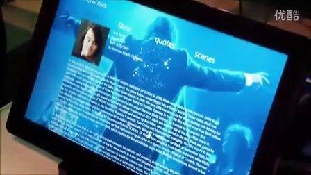 Hands on with Microsoft's SmartGlass - E3 2012