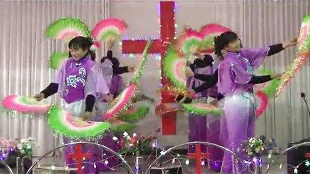 2013季庄教会圣诞节赞美会