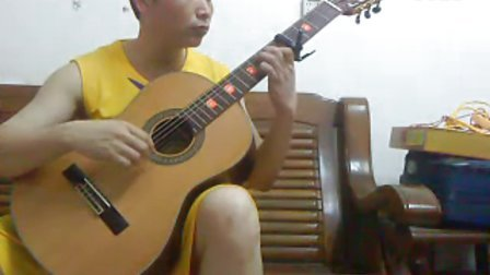 斯卡布罗集市  吉他