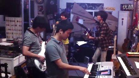 舟山天狼乐队《向阳花》