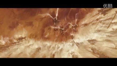 暗黑破坏神3第一章CG:完整开场陨星坠落