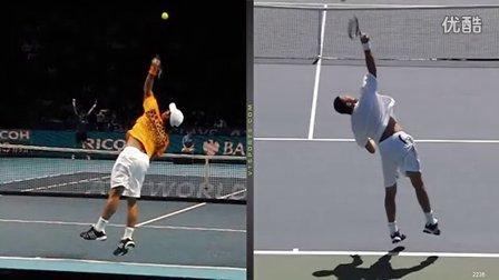 网球发球技术分析4