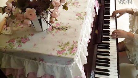 sweet---钢琴即兴《遇见》