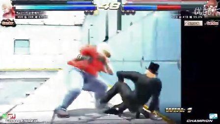 铁拳TT2 Ji3moon vs 青啪嗒(2)