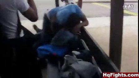 school boy fight