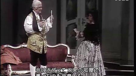 理查.施特劳斯-歌剧《玫瑰骑士》第二、三幕(卡拉扬指挥维也纳爱乐乐团)
