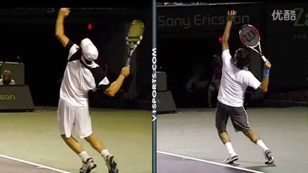 网球发球技术分析5