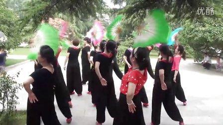 西北商贸民族舞:幸福万年长(兴庆公园)