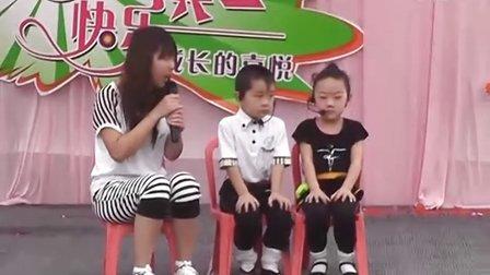 喜洋洋幼儿园《昨天今天和明天》邢永仙指导