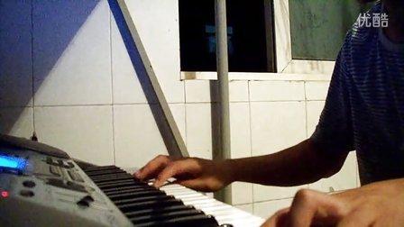 电子琴演奏《星月神话》