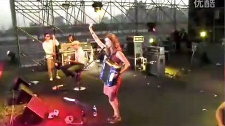 Mademoiselle et son Orchestre(大小姐乐队)西安大明宫音乐节