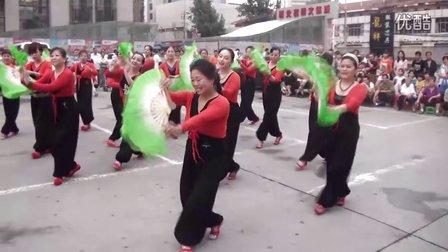 西北商贸民族舞:幸福万年长