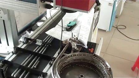 化油器零件打标