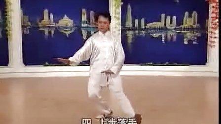 李德印四十八式太极拳精讲 标清