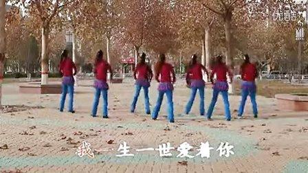 云裳馨悦广场舞--火了爱